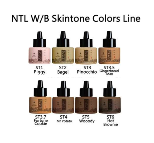 NTL Airbrush Makeup